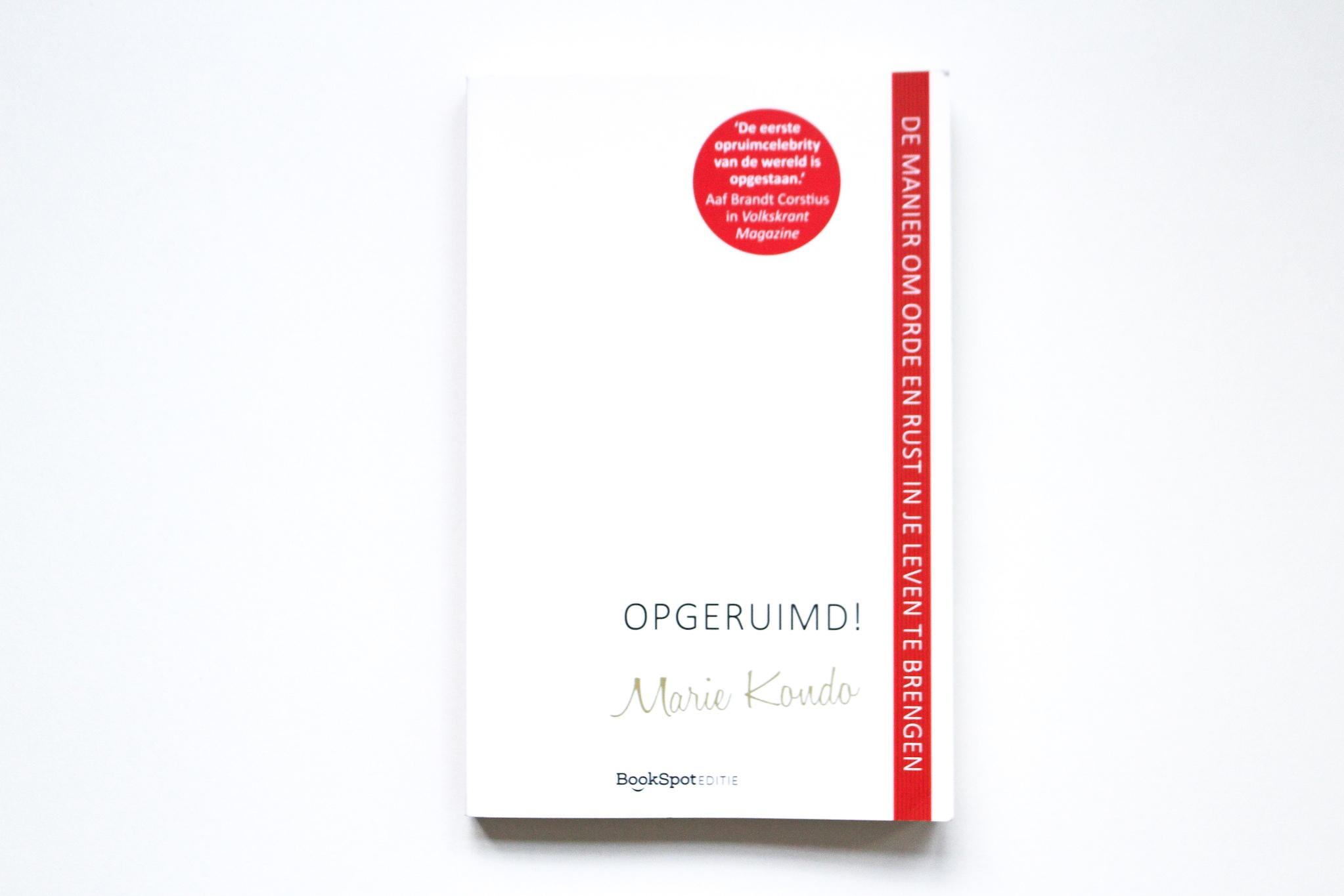 Tidy Minds | Opgeruimd Marie Kondo | Ontspullen | Minimalisme