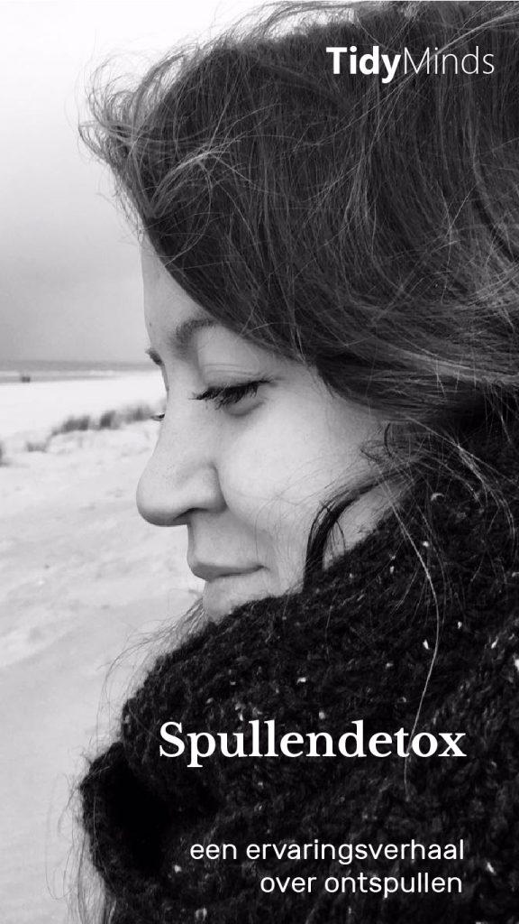 Spullendetox ervaringsverhaal met minimalisme Tidy Minds lessen van Marie Kondo