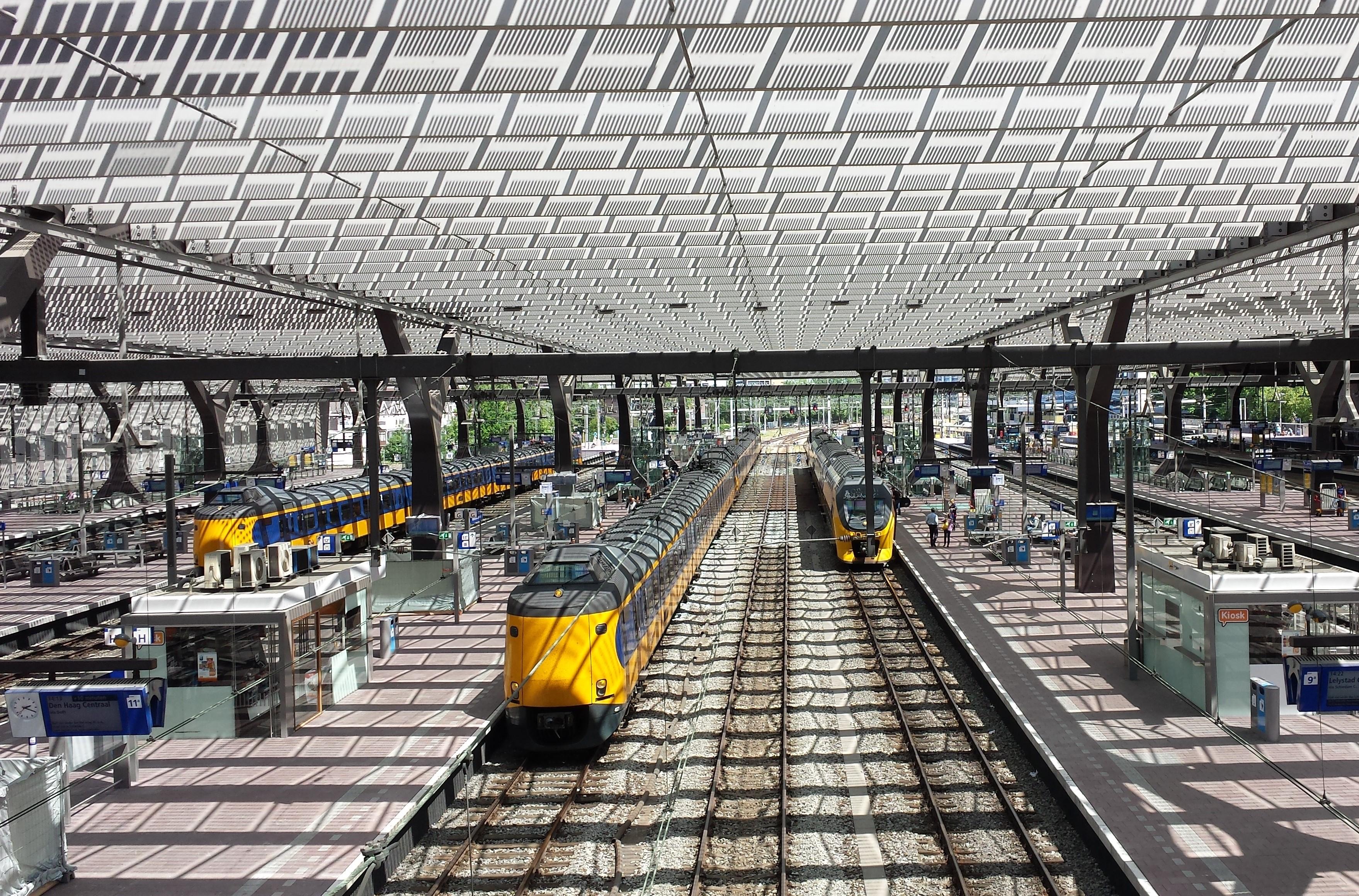 Reizen met trein | Duurzaamheid | Tidyminds.nl