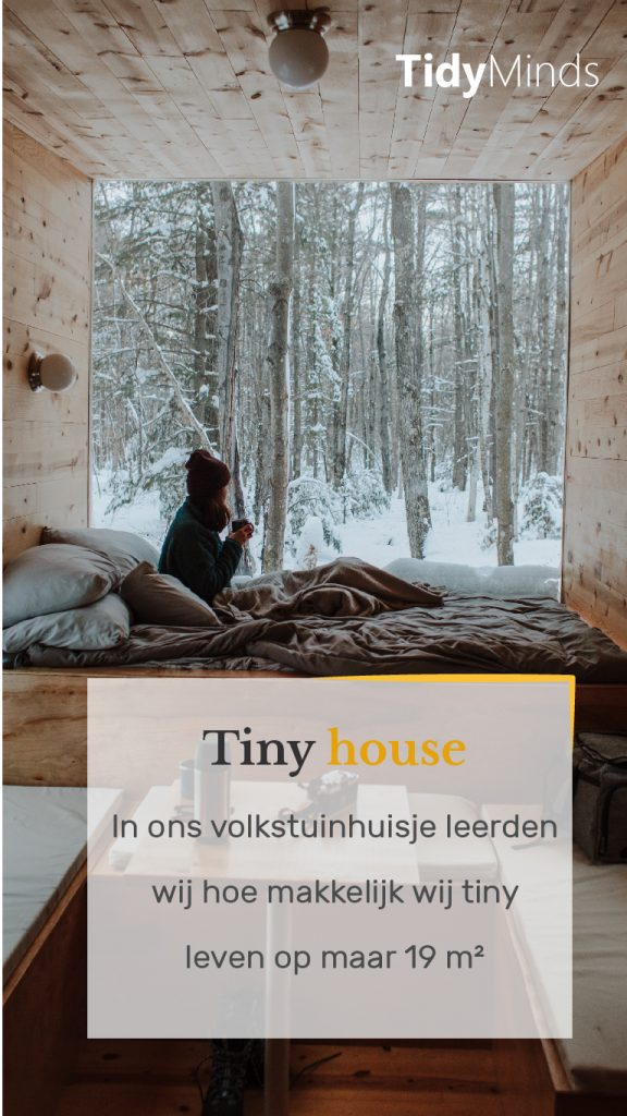 Tiny House Ervaringsverhaal
