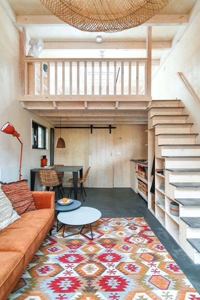 Vakantiehuis Tiny Houses op de Veluwe in Droomparken