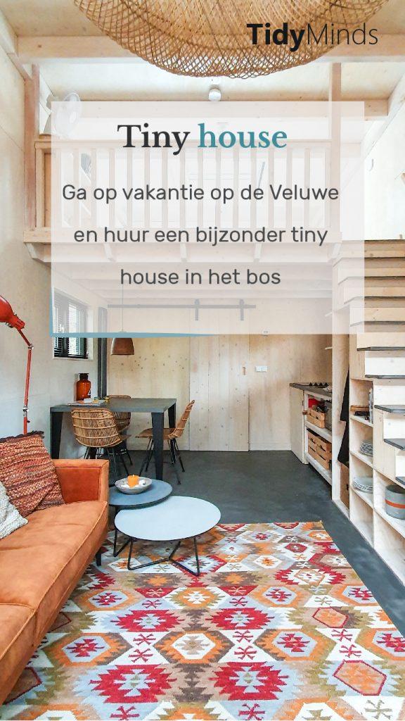 Vakantiehuisjes Nederland tiny house Veluwe (1)