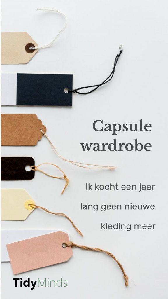 Van koopverslaving naar capsule wardrobe interview Sophie Naoki blog (1)