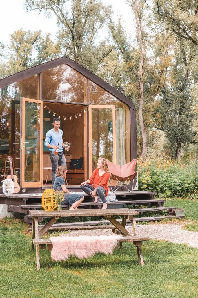 Vakantiehuisjes tiny houses Veluwe