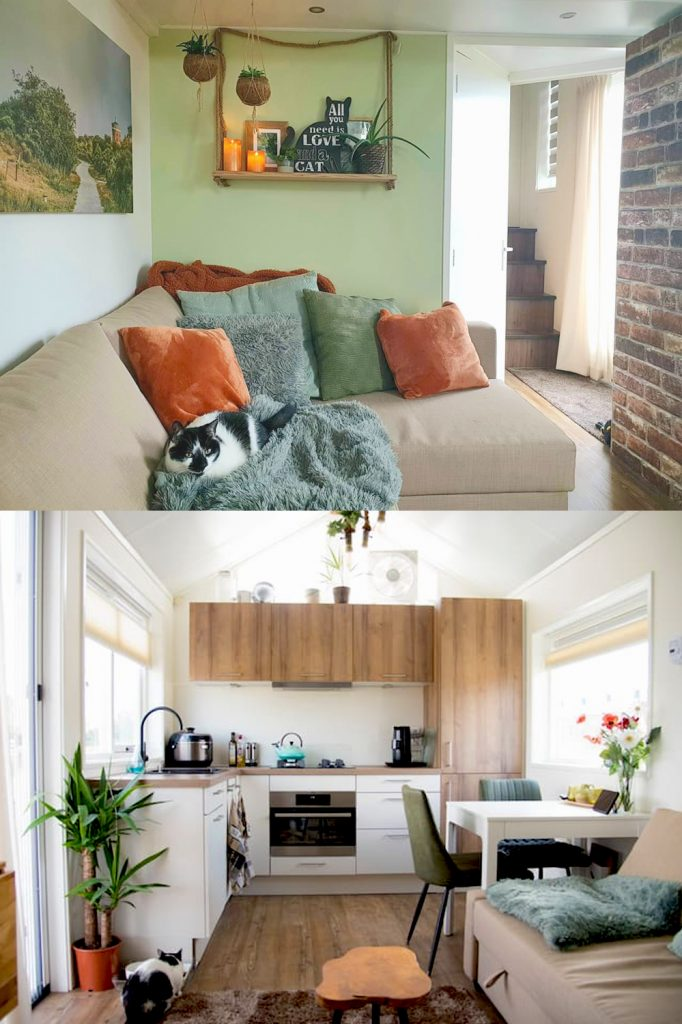 Leanne   Tiny House Katwijk
