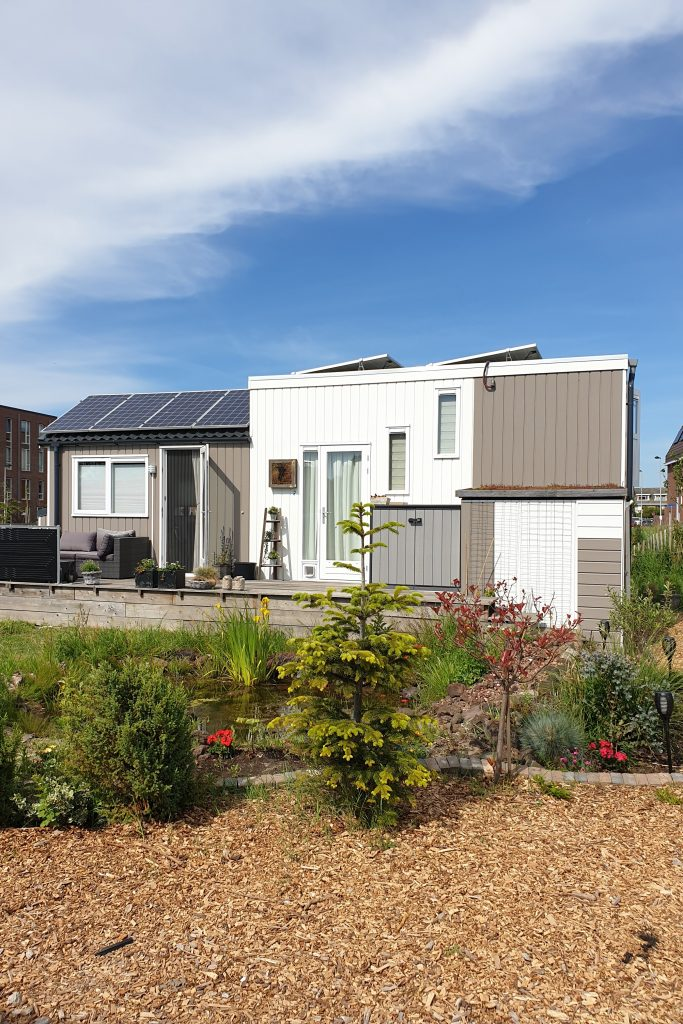 Leanne | Tiny House Katwijk