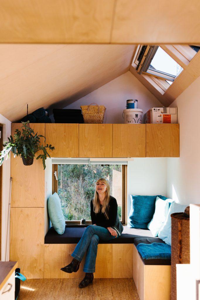 Tiny house blog Marjolein in het klein