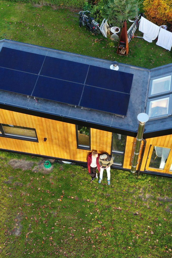 Tiny house van Miriam