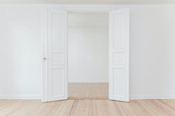 Waarom mijn huis geen lege, witte ruimte is