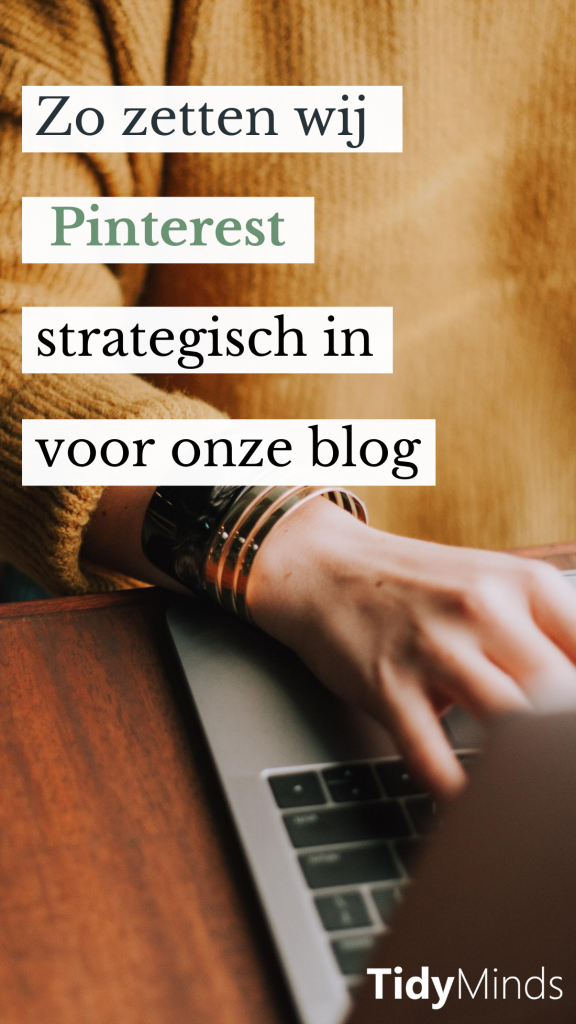 Geld verdienen met Pinterest voor bedrijven
