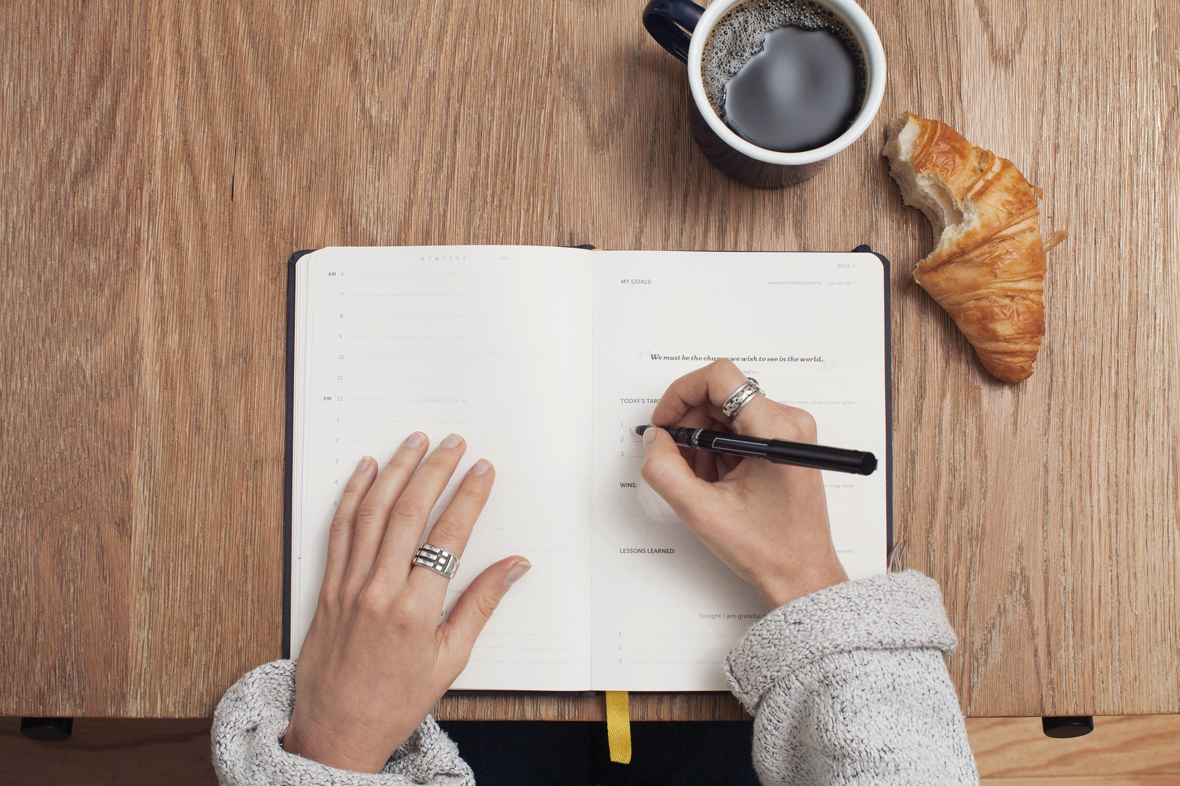 Ontspullen voor en na | Tidy Minds over minimalisme, ontspullen en bewust leven