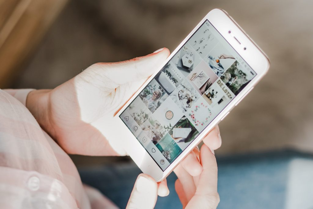 Instagram ontvolgen | Minimalisme | Social detox